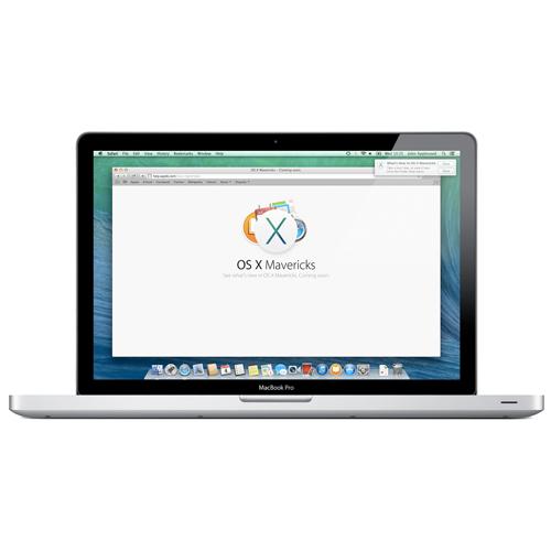 Notebook Apple MacBook Pro MD101 - Intel Core i5, Memória de 8GB, HD 500 GB, Thunderbolt, USB 3.0, Câmera FaceTime HD, Tela LED 13.3