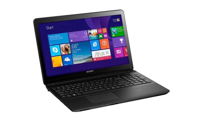 "Notebook SONY ULTRAFINO SVF15-328CXB Intel Core i7, mem. 8GB, HD 1TB, Led 15.5"" Placa de vídeo 1GB, Touch Screen"