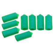 Bob de Espuma Para Cabelos 22mm Pacote com 6 Unidades - Valery Cosm�ticos Ltda