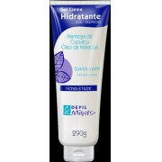 Gel Creme Hidratante P�s Depilat�rio Mirra�s 290 ml - Valery Cosm�ticos Ltda