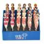 Caixa Expositora com 24 Pin�as Formato Mulher - Valery Cosm�ticos Ltda