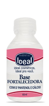 Base Fortalecedora com D Pantenol e Calcio - Ideal 60ml