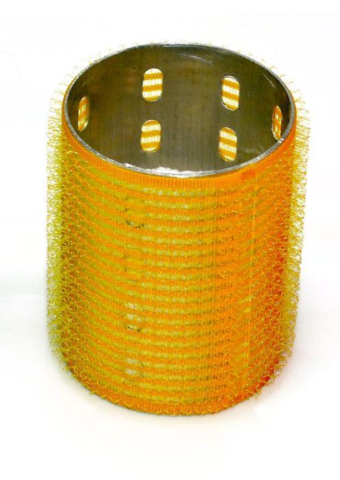 Bob de Alumínio com Velcro para Cabelo 41mm