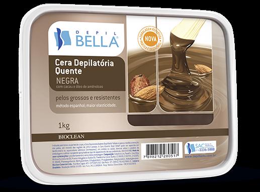Cera Negra para Depilação Metodo Espanhol Depil Bella