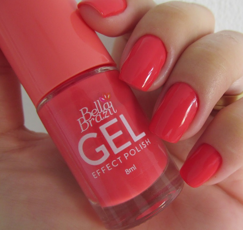 Esmalte Gel Effect Polish- Maracatu 8ml