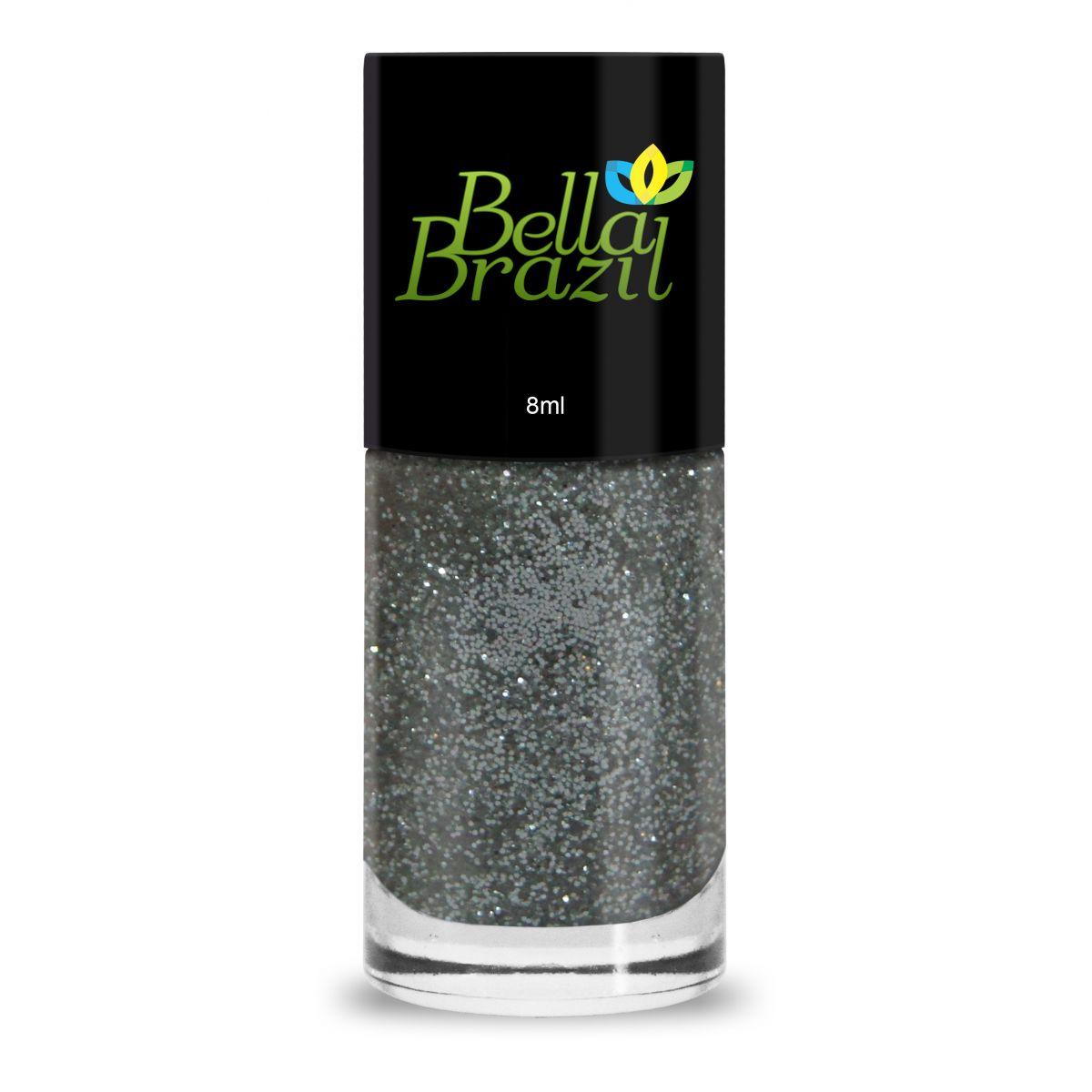 Esmalte com Glitter Arara Bella Brazil - 8ml