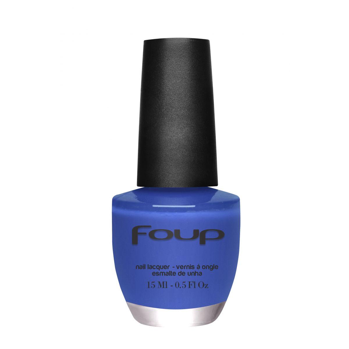 Esmalte Cremoso Blue - Foup 15ml