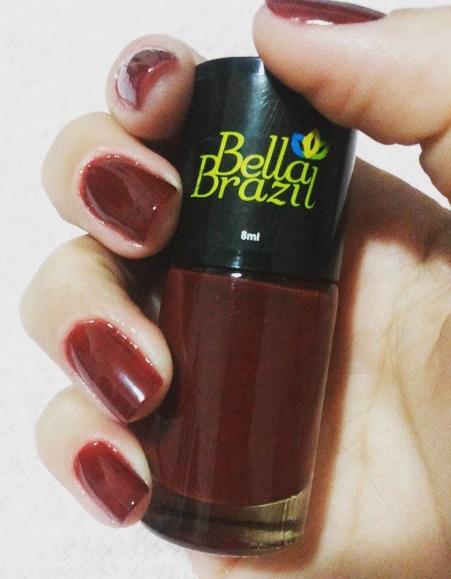 Esmalte Cremoso Cuiabá Bella Brazil - 8ml