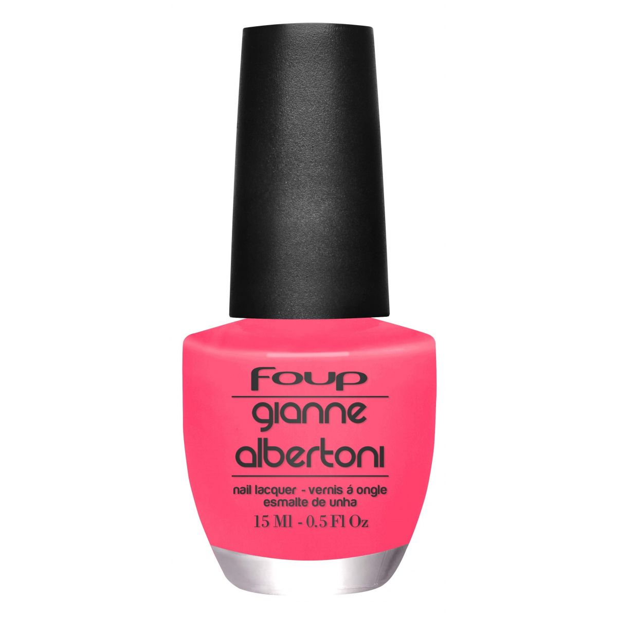 Esmalte Cremoso TM 601 Top Model - Foup 15ml