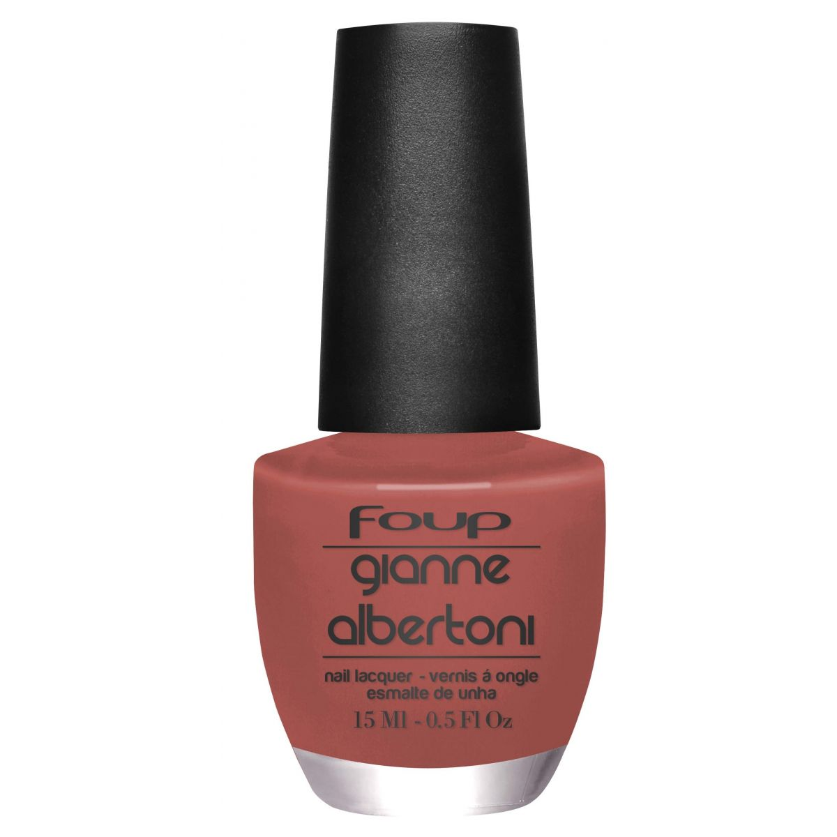 Esmalte Cremoso TM 610 Top Model - Foup 15ml