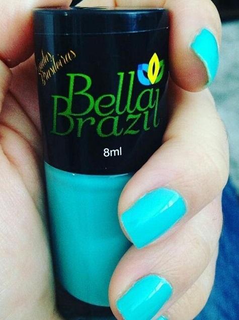 Esmalte Cremoso Luiza Bella Brazil - 8ml