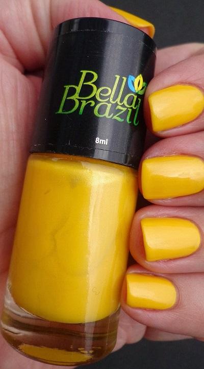 Esmalte Cremoso Manaus  Bella Brazil - 8ml