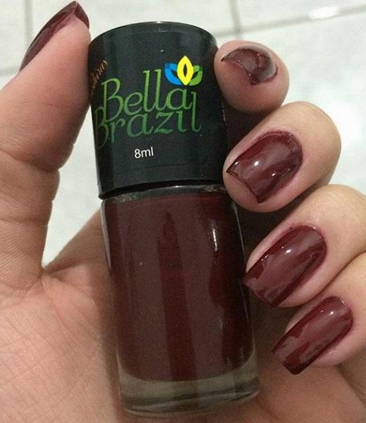 Esmalte Cremoso Maria Bella Brazil - 8ml