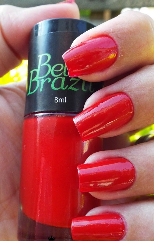 Esmalte Cremoso Olinda - Bella Brazil 8 ml