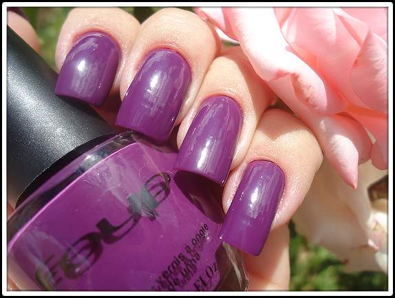 Esmalte Cremoso Violet - Foup 15ml
