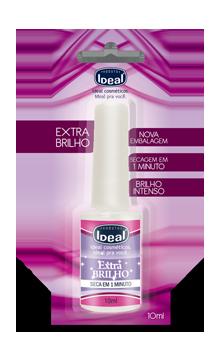 Esmalte Extra Brilho - Ideal 9ml