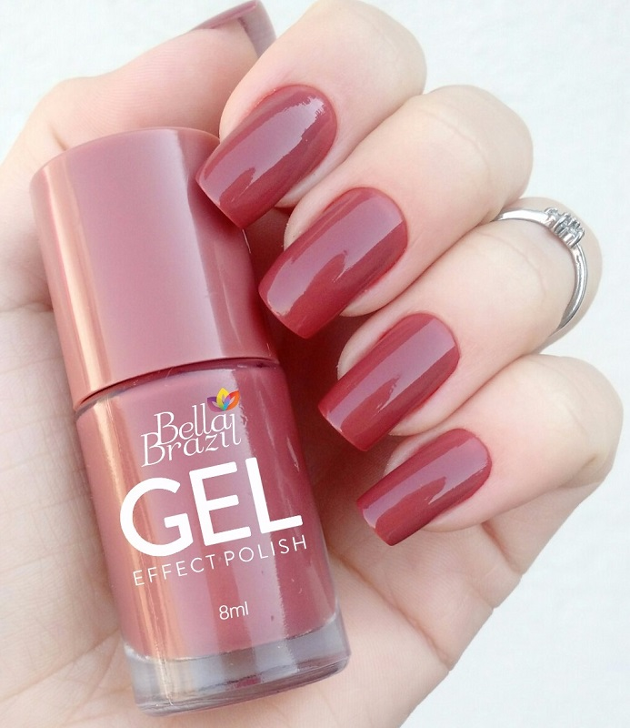Esmalte Gel Effect Polish - MPB Bella Brazil 8ml