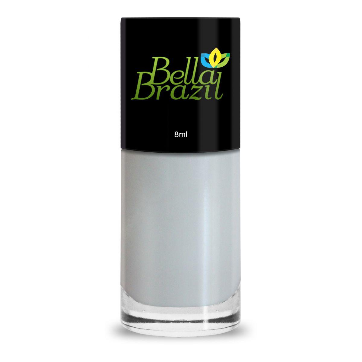 Esmalte Metalizado Ilha Bela Bella Brazil - 8ml