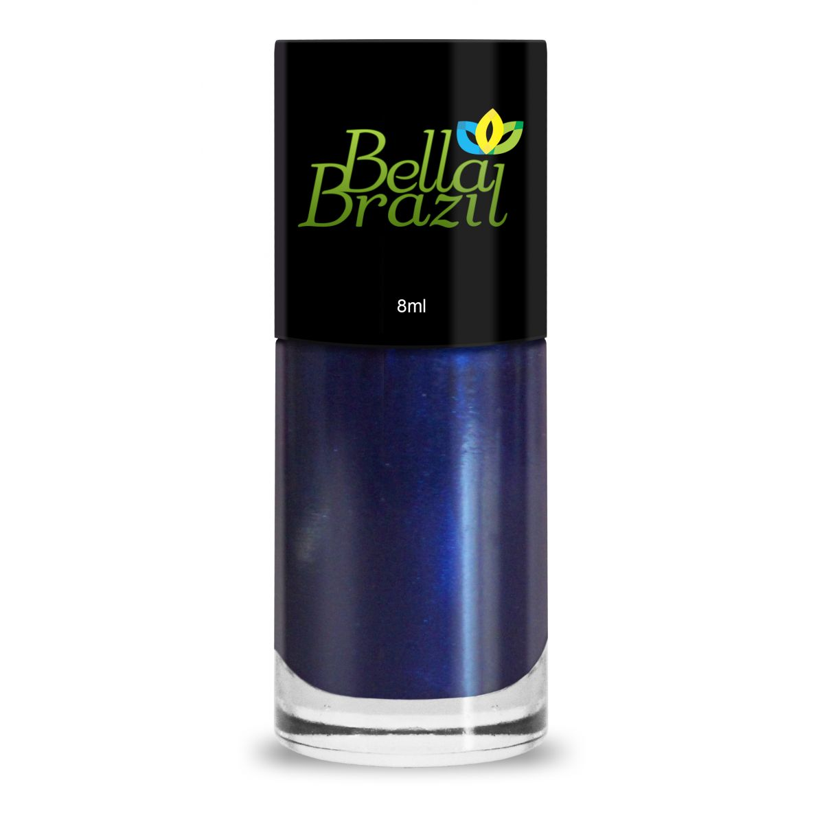 Esmalte Metalizado Morro do Careca Bella Brazil - 8ml
