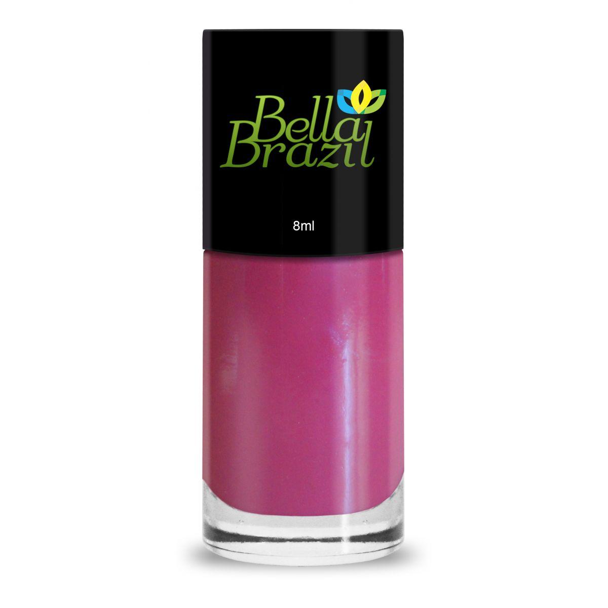 Esmalte Metalizado Noronha Bella Brazil - 8ml