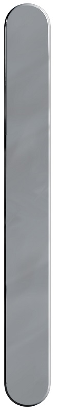 Espátula Plástica Prata suporta 180°C - 25 Unidades