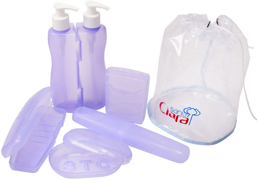Kit Higiene Luxo Com 05 Pe�as - Santa Clara