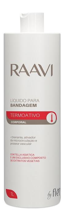 Líquido para Bandagem Natuativo 1L - Raavi