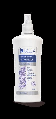Óleo Removedor Hidratante Pós Depilação com Óleo de Semente de Uva 500ml