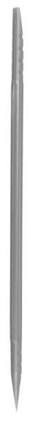 Palito Plástico Cores Diversas Descartável Para Unha - 100 Unidades