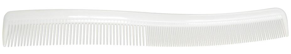 Pente Plástico Comare Stilo Curvo 01 Unidade - Santa Clara