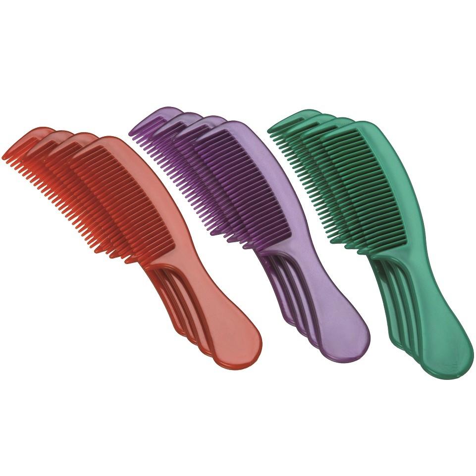 Pente Plástico Maravilha Pequeno - 01 Ou 12 Unidades