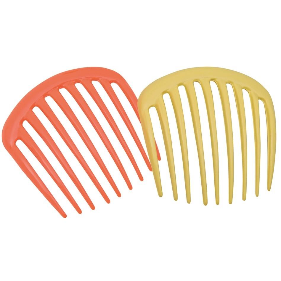 Pente Plástico Tiara Dentes Compridos 01 Unidade - Santa Clara