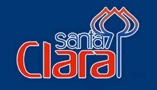 Pente Profissional Stiling Suporta 180° Laranja - Santa Clara