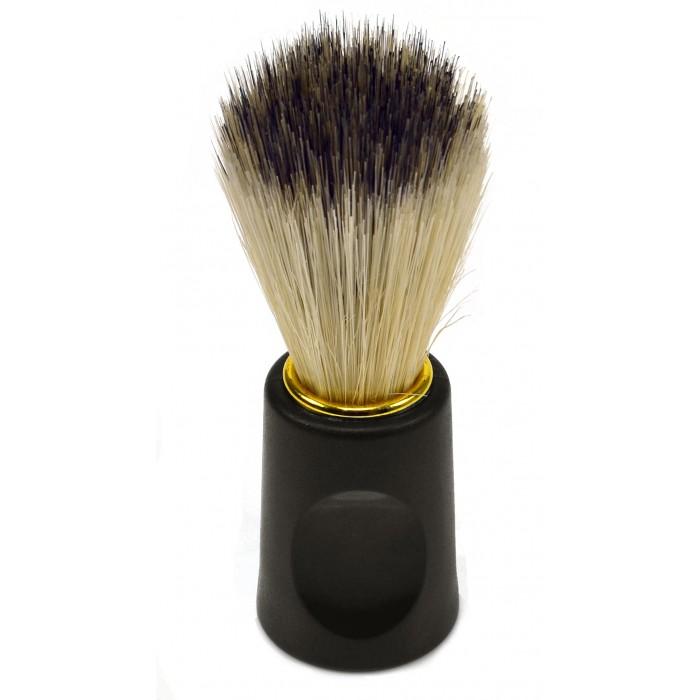 Pincel de Barba com Pelo Natural
