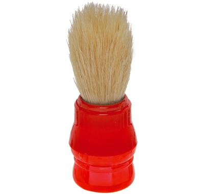 Pincel de Barba com Pelo Natural e Cabo Plástico