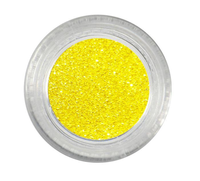 Pote com Glitter Para Decorar Unhas