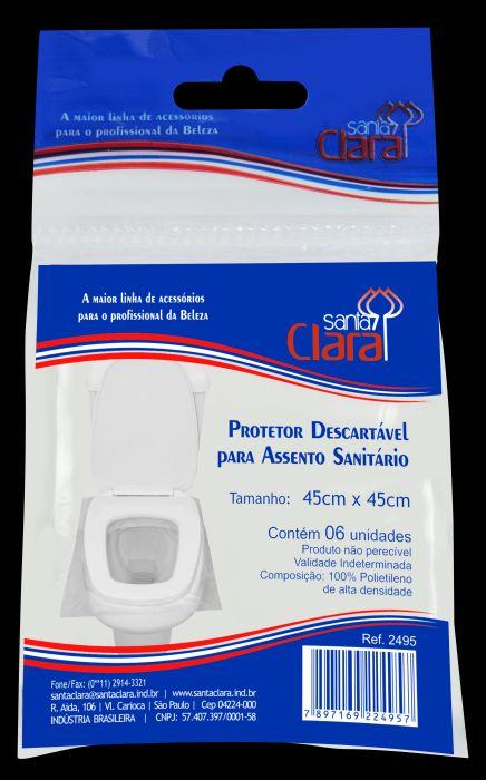 Protetor Descartável para Assento Sanitário