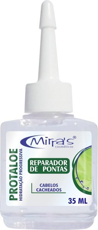 Reparador de Pontas Para Cabelos Protaloe 35ml - Mirra�s