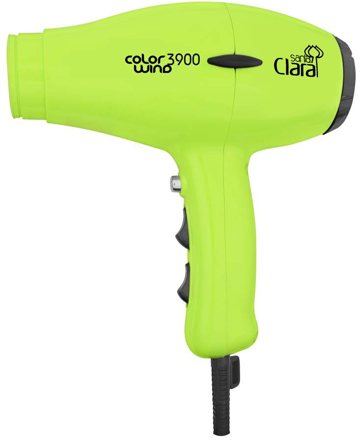 Secador De Cabelos Profissional Color Wind Santa Clara - 2100watts