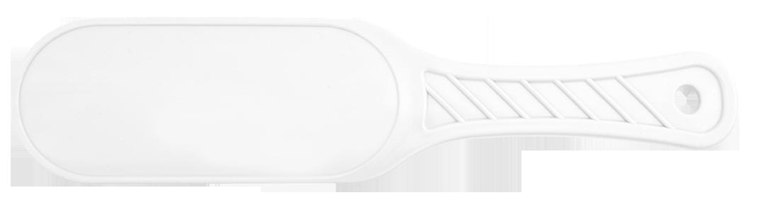 Suporte de Plástico com 12 Refis de Lixas Grossas Descartáveis