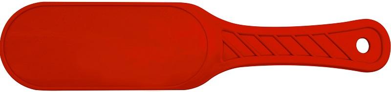Suporte Plástico Vermelho para Lixa- Santa Clara