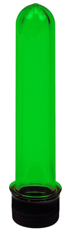 Tubo de Ensaio Verde Grande 14cm - Santa Clara