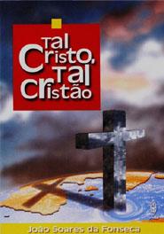 TAL CRISTO, TAL CRISTÃO  - LOJA VIRTUAL UFMBB