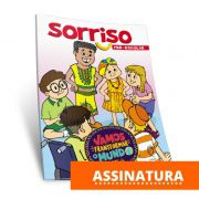 ASSINATURA SORRISO ATIVIDADES PRÉ-ESCOLAR