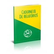 CADERNETA DE RELATÓRIOS MR