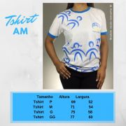 CAMISA T-SHIRT AM