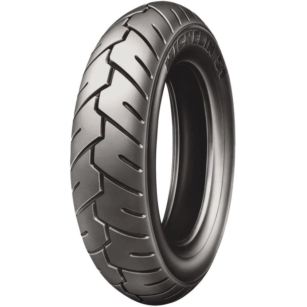Pneu Michelin 90/90-10 50J S1 Scooter TL/TT - Dianteiro