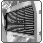 Protetor de Radiador para Yamaha MT07 2015 em diante - Scam