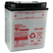 Bateria Yuasa YB14-B2 Shadow VT700 / VT800 / GSX750F 89/97