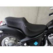 Banco Confort para Honda Shadow 600 - Pedrinho Bancos